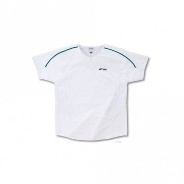TW1565 VC Mens Badminton Zipped T-Shirt